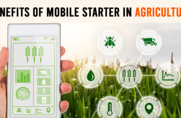 Benefits of Mobile Starter in Agriculture