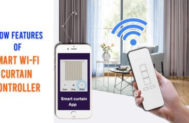 Know Features of Smart Wi-Fi Curtain Controller